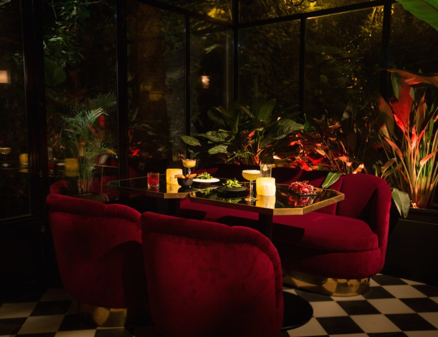 Les adresses découvertes de paris hôtel particulier bar lounge alcool fête