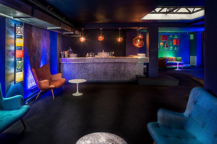 Les adresses découvertes de Paris 70's bar karaoké restaurant alcool tendance