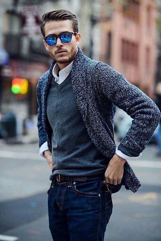 le style casual de mi-saison edgard lélégant look homme chic tendance hiver