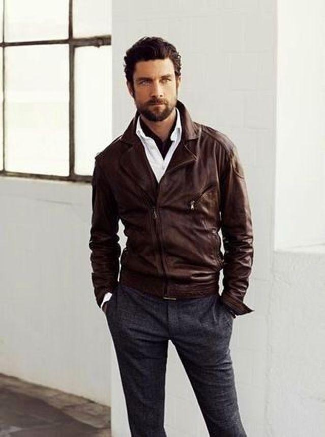 le style casual de mi-saison edgard lélégant homme style night and day tendance hiver