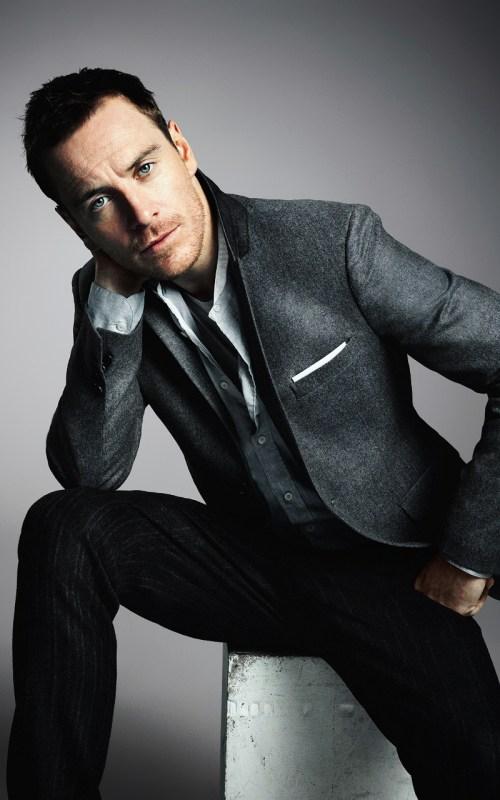 Stylé comme une star : À qui ressemblez-vous ? homme artiste star acteur tendance mode fashion chic workwear michael fassbender