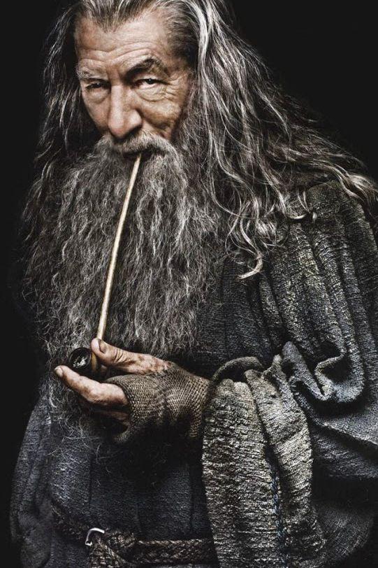 Vos habitudes modes 2017 à oublier, en route pour 2018 ! Gandalf barbe beard men hobo look tendance homme nouvel an new year