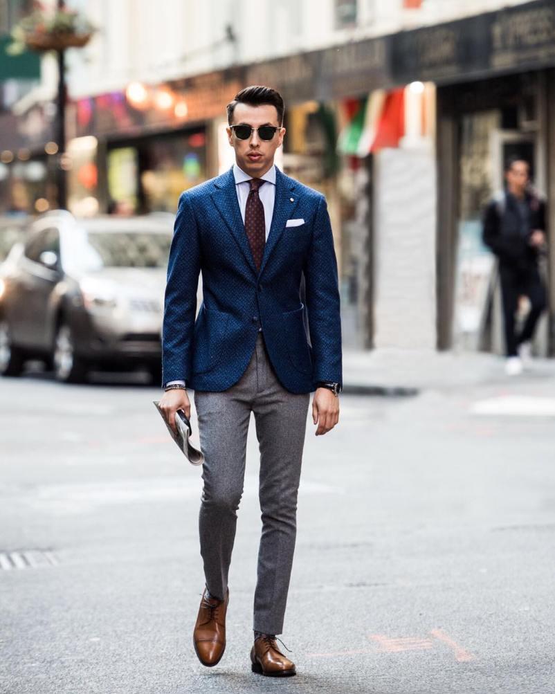 idée de tenue pour homme