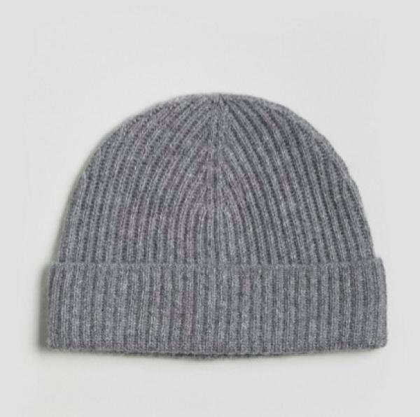 idée de tenue homme bonnet gris