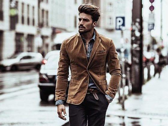 idées de blazer marron à shopper