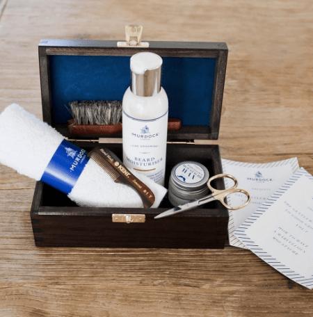 idée de cadeau pour la saint valentin barbe homme