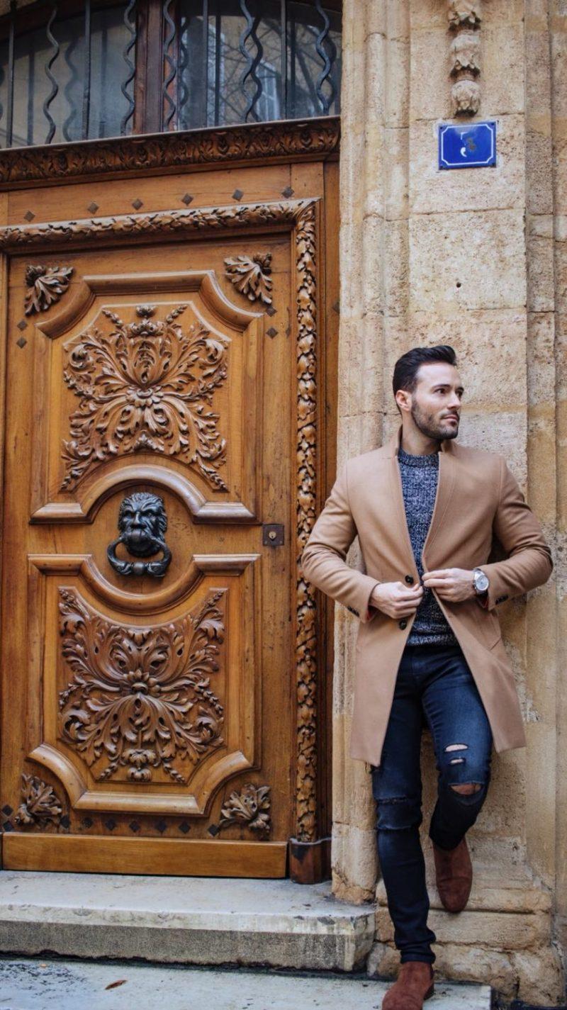 trouver des idées de look pour homme style inspiration