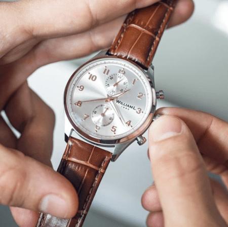 idée de cadeaux pour la St valentin montre pour homme