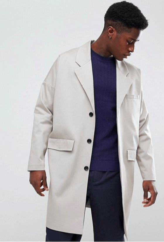 idée de manteaux pour homme