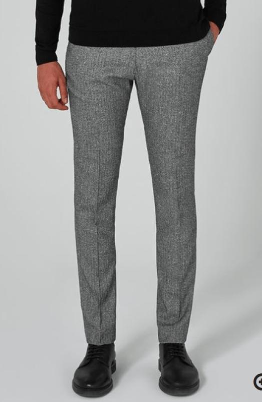 idée de tenue pour homme pantalon de costume
