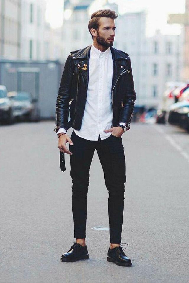 Sortie de soirée : le guide des tenues pour hommes menswear style tendance men look classic clubbing style danse