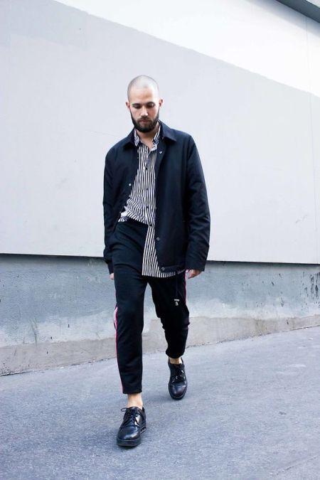 Sortie de soirée : le guide des tenues pour hommes menswear men tendance style look clubbing night hangout jaimetoutcheztoi chic classique