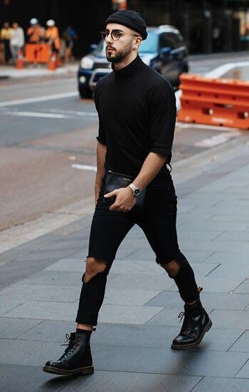 Sortie de soirée : guide des tenues pour hommes menswear men style look tendance streetstyle conseils authentique outfit night