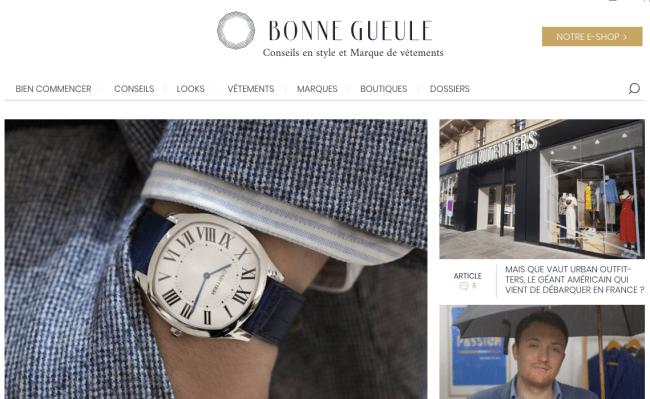 les 15 blogs de mode homme à suivre