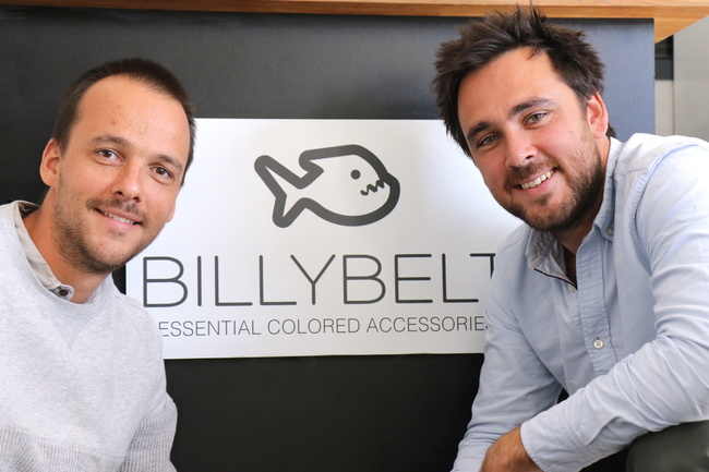 test des ceintures pour homme Billy Belt