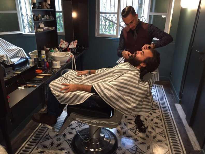 Top 5 des barbiers à Paris meilleur barbier