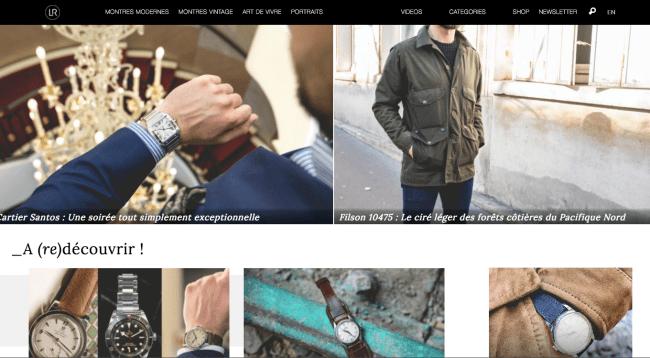 15 blogs de mode homme à suivre