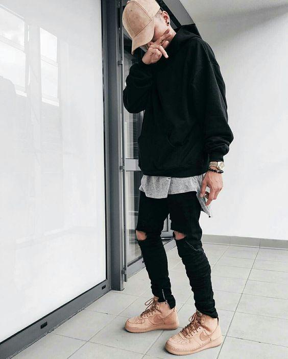 comment porter le sweat-shirt avec style