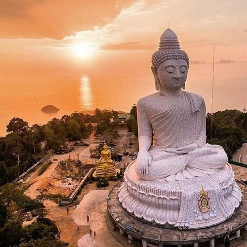 Buddha Thaïlande