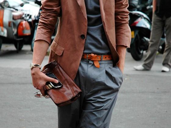 accessoire pour look homme