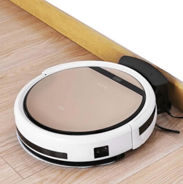 un robot aspirateur idée de cadeau cool