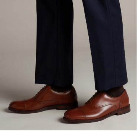 Mocassin en cuir idée de tenue élégant