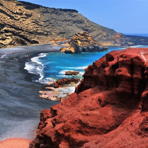 Lanzarote plus belle plage