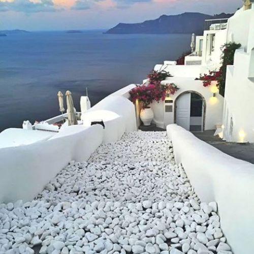 Santorini et ces cyclades