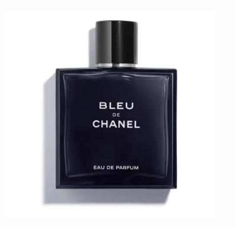 Parfum bleu de chanel look masculin