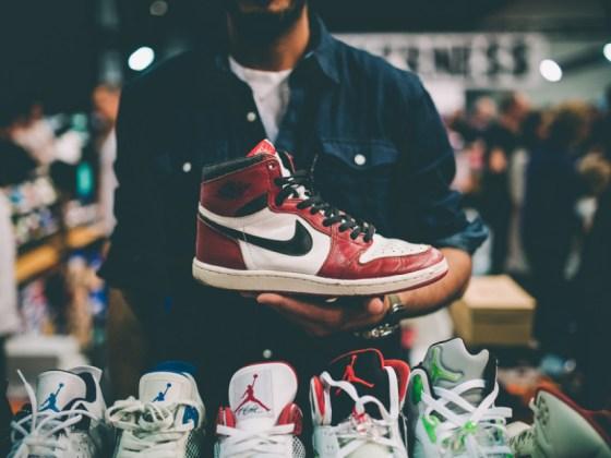Classement sneakers plus vendues