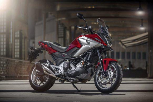 Honda NC750X TOP 10 des plus belle moto du monde