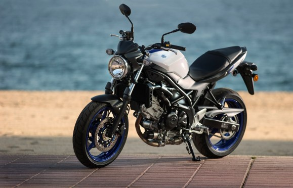 Suzuki SV 650 2016 plus belle moto monde