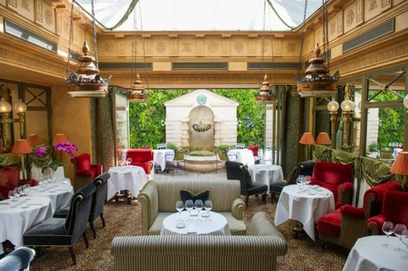 Le Restaurant l'Hôtel top 10 restaurants romantiques