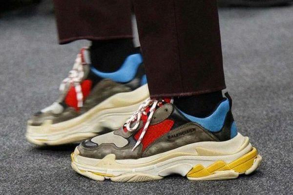 sneakers de luxe tendance