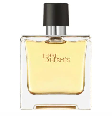 odeurs de parfums boisées