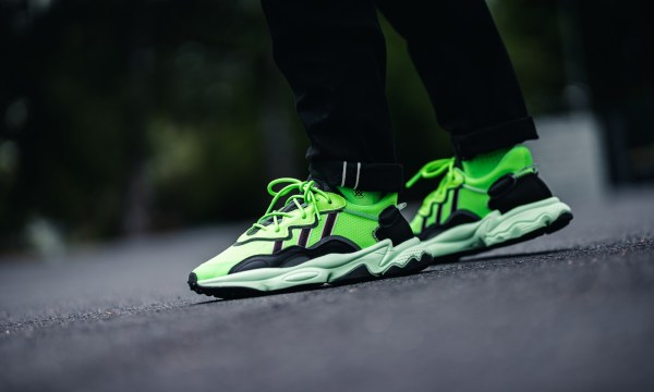 sneaker fluo