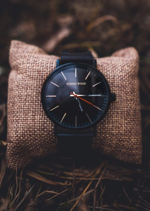 montre pour style chic