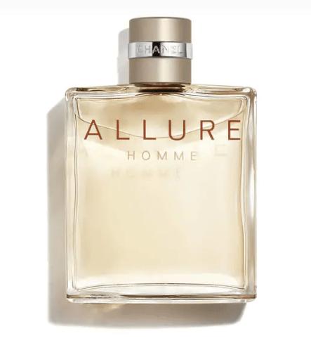 parfum allure pour l'été