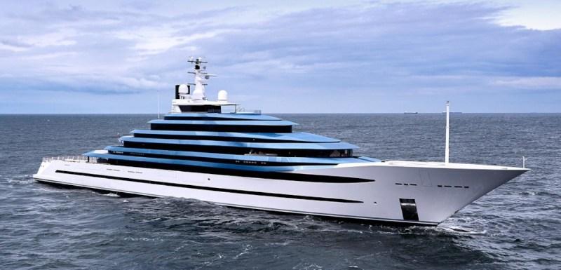 les plus beaux yachts du monde le Jubilee