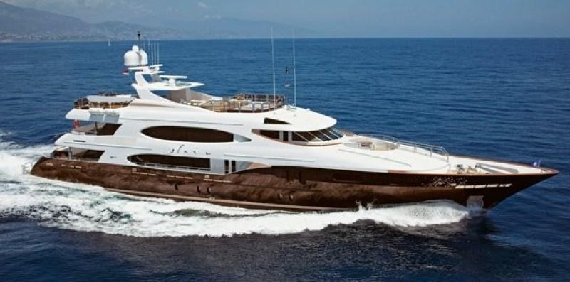 yacht de luxe glaze