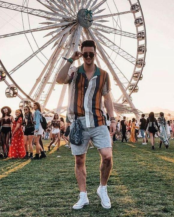 idée de look de festival d'été