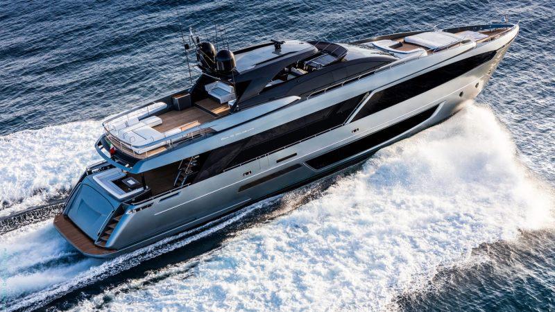Riva 110' Dolcevita yacht de rêve