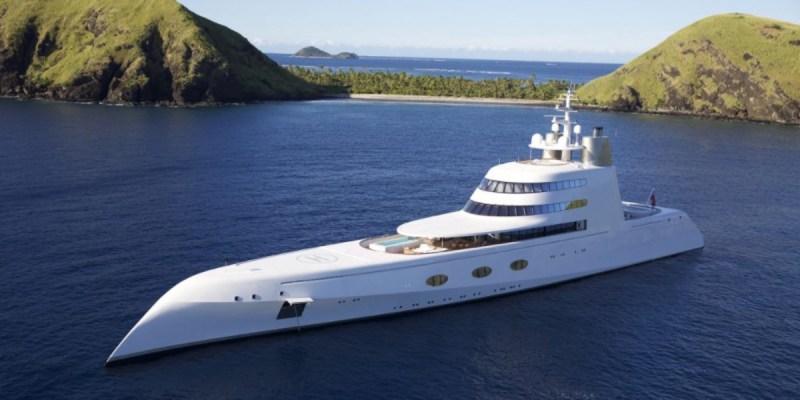 yacht plus chers du monde
