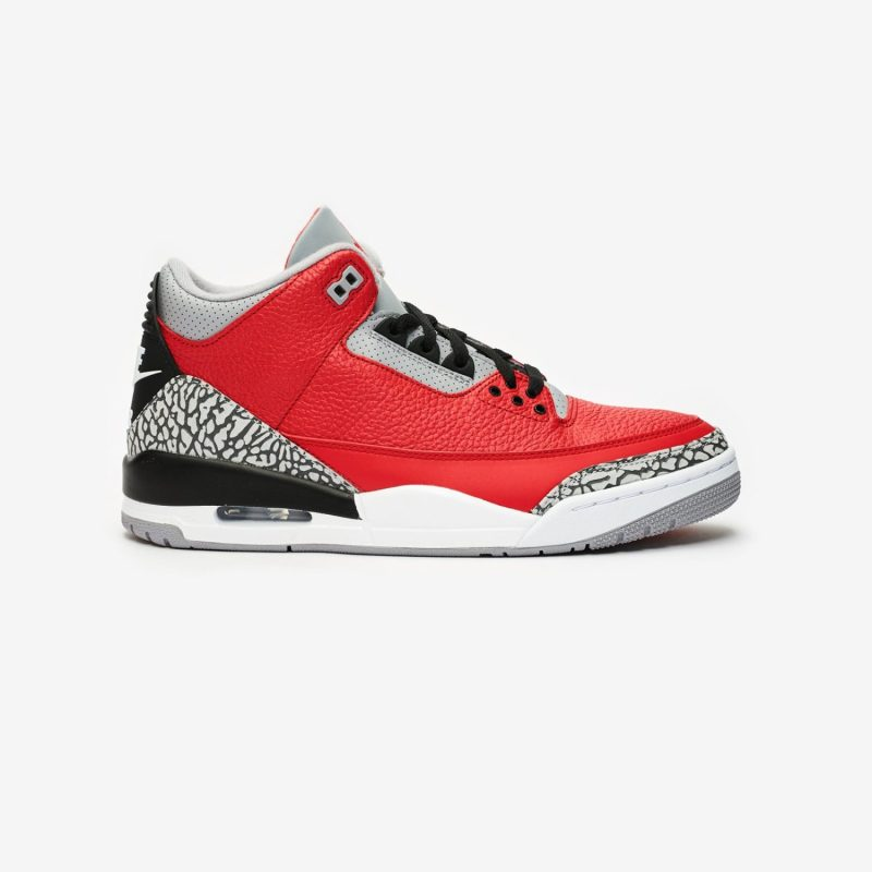 Jordan Brand Air Jordan 3 Retro SE rouge homme basket