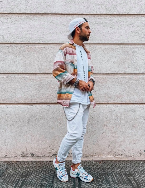 look de la semaine style casual