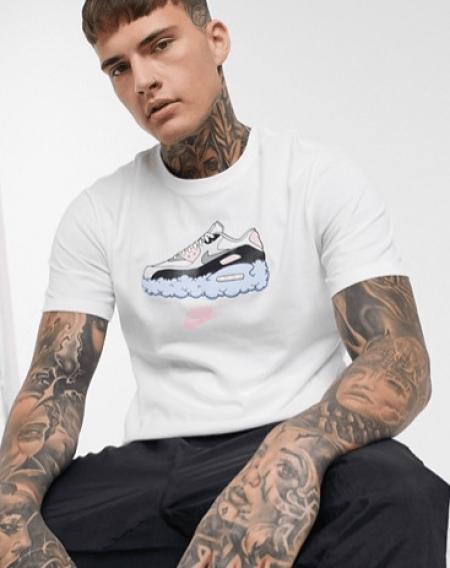 look de la semaine t-shirt blanc