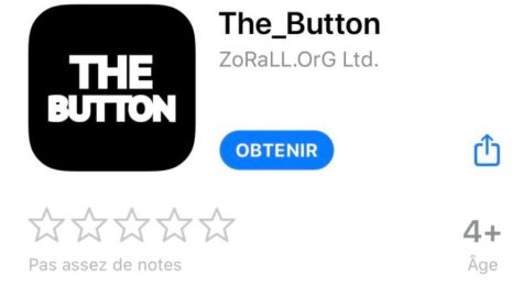 applications les plus bizarres the button