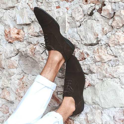 maison hardrige qualité chaussure homme