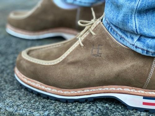chaussure homme qualité maison hardrige