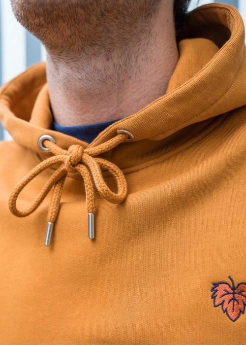 hoodie nus vestiaire casual masculin